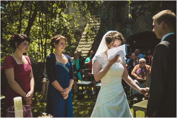 Hochzeitsreportage Schloss Scharfenberg @ Daniel Mangatter Fotografie