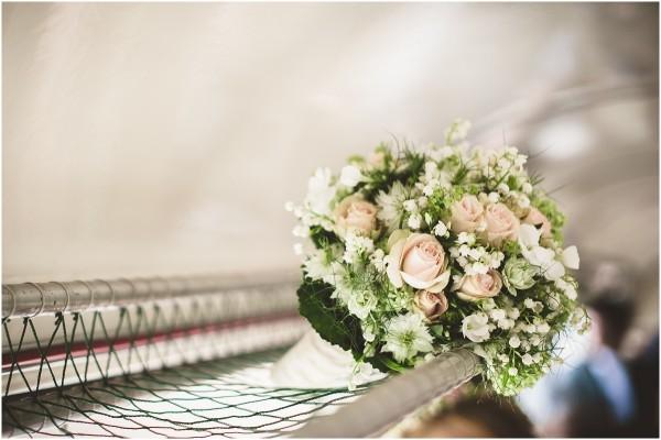 Brautstrauß Vintage Hochzeit - Daniel Mangatter Fotografie